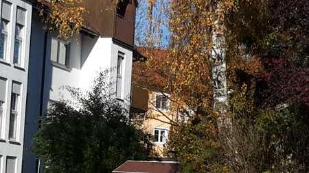RESERVIERT! Erstbezug nach Sanierung: schöne 2-Zimmer-Wohnung mit Einbauküche und Balkon in Poing in Poing