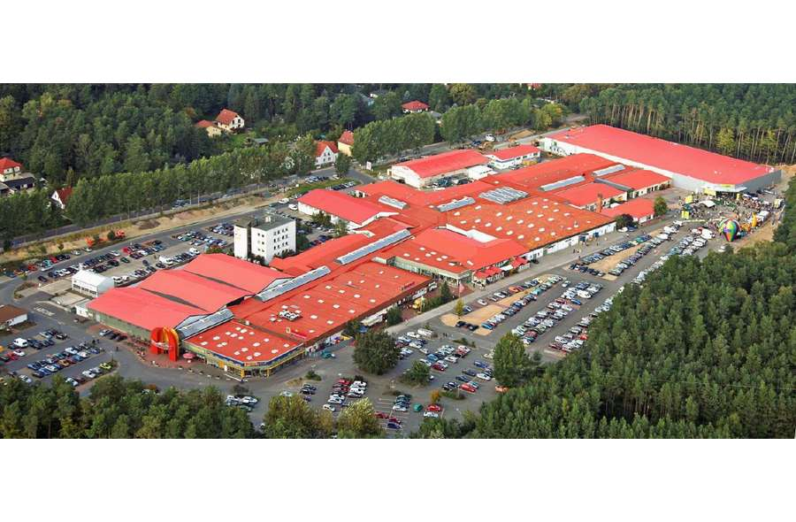 Handelscentrum Strausberg