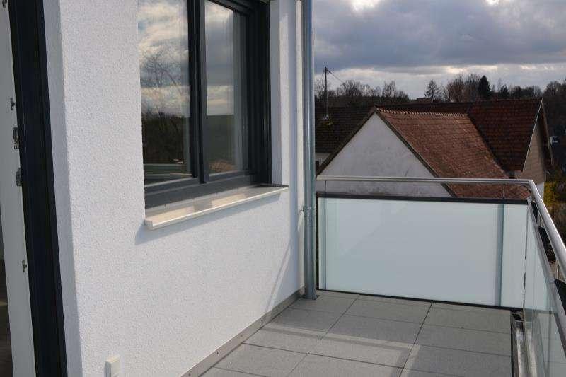 Erstbezug Helle, moderne 3 Zimmerwohnung!