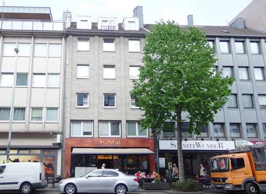 MG-Stadtmitte: Bezugsfertig renoviert! 2. Etage mit Balkon