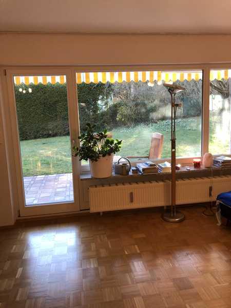 Stilvolle, gepflegte 3-Zimmer-EG-Wohnung mit Terrasse, Balkon und EBK in Starnberg in Starnberg (Starnberg)