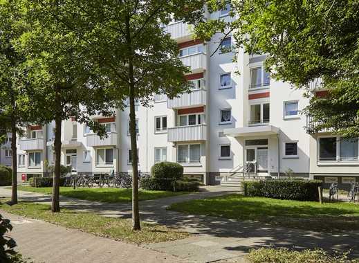 **Ruhig gelegene Wohnung im beliebten und belebten Findorff** 