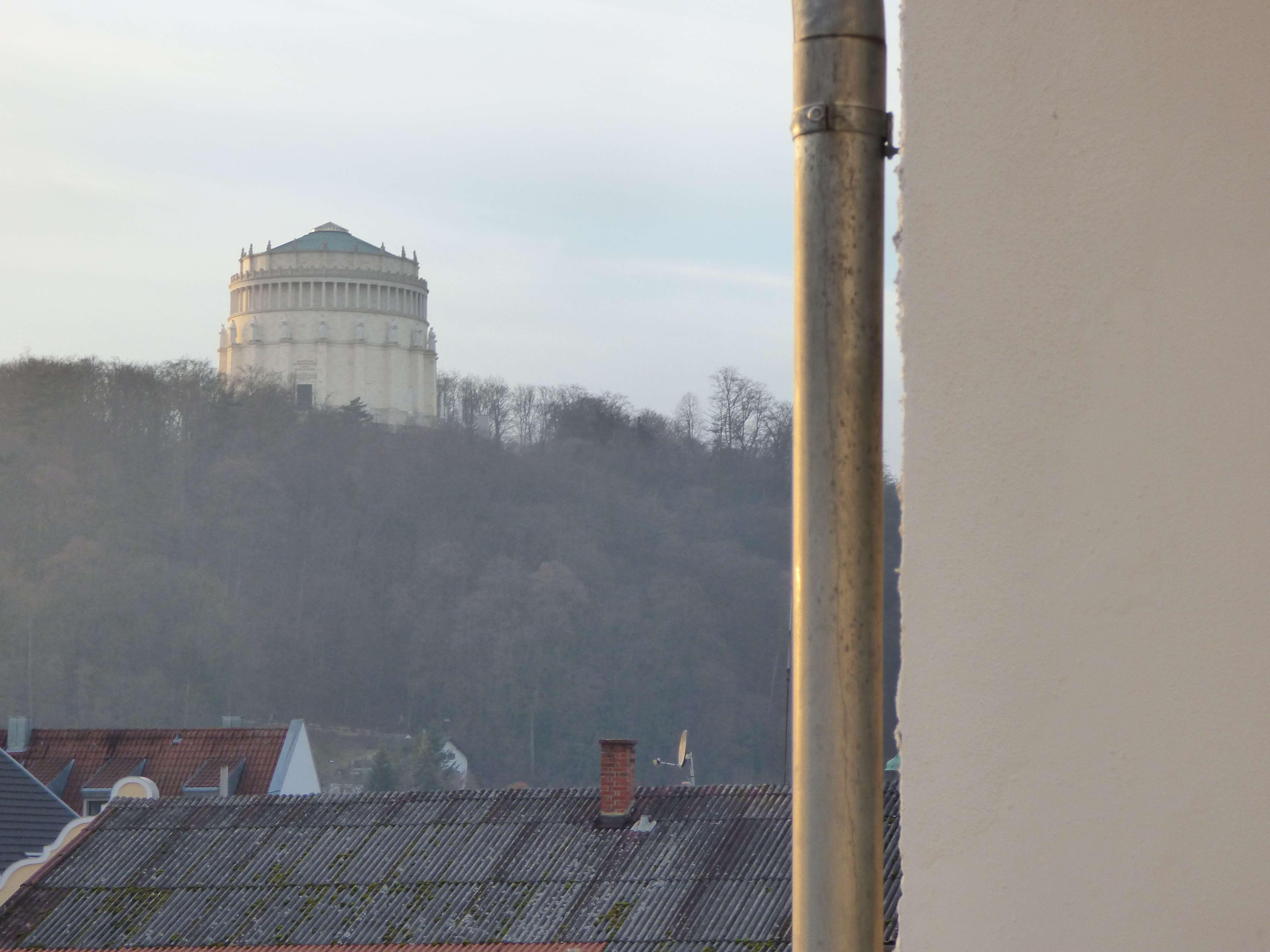 Reizende Altstadtwohnung mit großem Südbalkon u. Weitsicht! in Kelheim