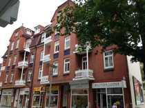 Gepflegte Mietwohnung mit drei Balkonen