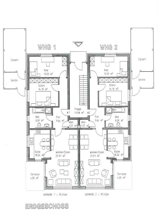 Brennheide 4 Erdgeschoss