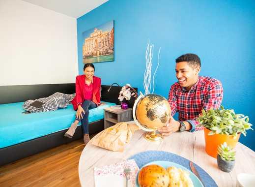 All Inclusive-Wohnen in toller Rheinlage mit freiem WLAN (Superior Apartment)