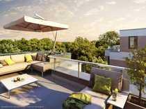 Exklusive Dachterrassenwohnung mit 3 5