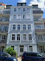 Luxus-Sanierte 3-Zimmer-Altbau-Wohnung mit 2 Balkonen