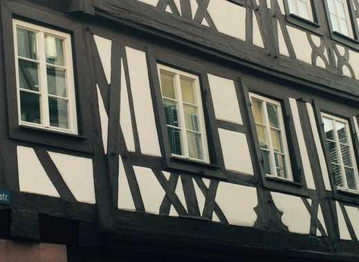 Malerische 3-Zimmer-Wohnung, Innenstadt Mosbach, zentral gelegen