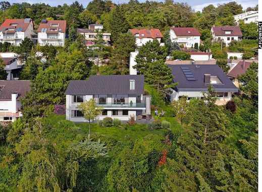 Prominentenlage mit Panoramablick in Leonberg