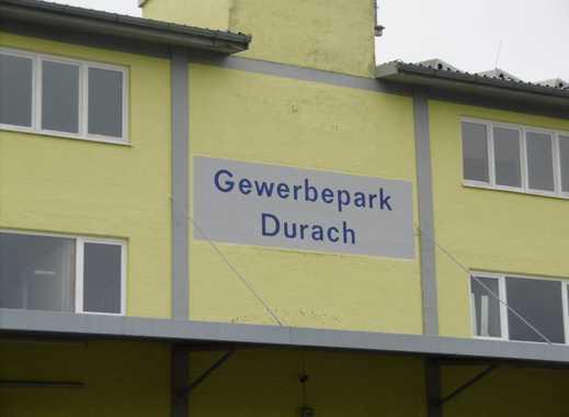 Gewerbepark Durach/Allgäu - Lager-/Gewerbeflächen zu vermieten