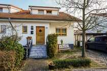 Bild Familienfreundliche Doppelhaushälfte an einer Privatstraße