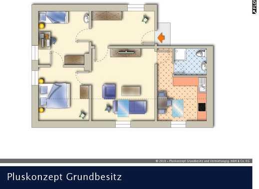Frisch renovierte Wohnung!