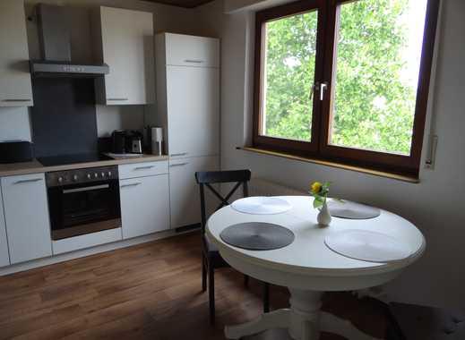 Ruhige Zweizimmerwohnung in einer Ortsrandlage von Monsheim
