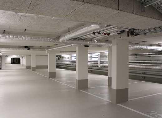 TG-Stellplatz in geräumiger Garage