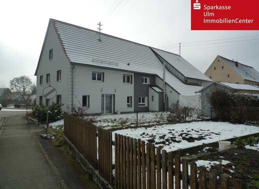 Ein Haus, viele Möglichkeiten - Modernisiertes Bauernhaus mit großer Werkstatt und Ausbaureserve