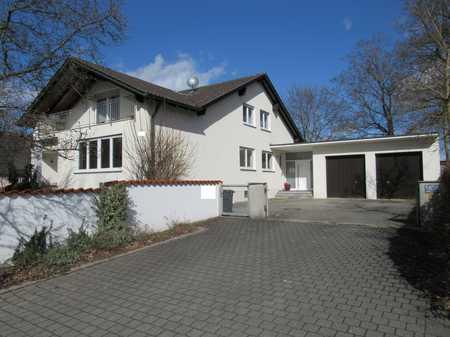 geräumig - zentral - eigener Garten - mit/ohne Möbel - Loggia in Karlskron