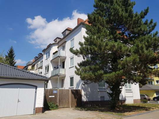 Großzügige 3-Zimmer Wohnung mit Balkon in der List, Wittekamp 20