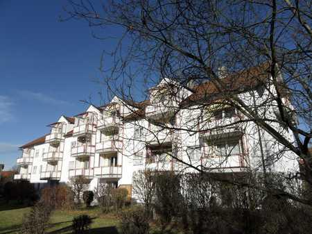...ruhig gelegene, gemütliche 2-Zimmer-Wohnung in Mühldorf Nord in Mühldorf am Inn