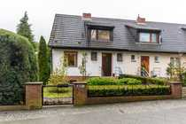 Bild Zu mieten: Schönes Haus in grüner ruhiger Lage!