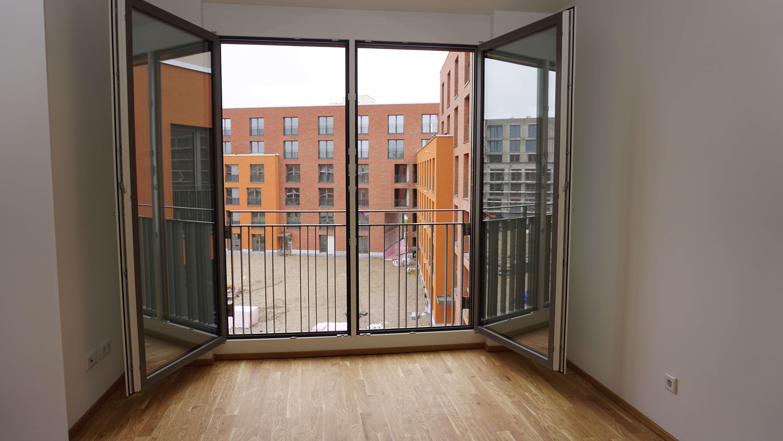 """""""OPEN-HOUSE""""-BESICHTIGUNG AM 20.10.2019! Neubau! 4-Zimmer-Wohnung mit Einbauküche und Loggia! in Obermenzing (München)"""