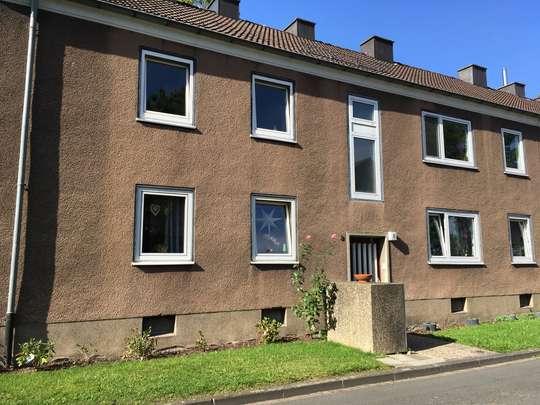 hwg - Ruhig und doch zentral! 3-Zimmer Erdgeschosswohnung mit Balkon!