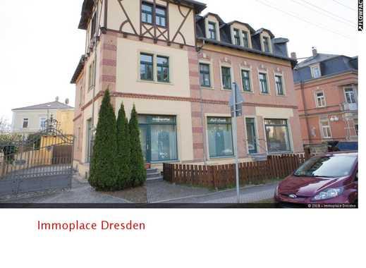 Wunderschöne 2-Raumwohnung mit Süd-Balkon und Laminat in Niedersedlitz!!!