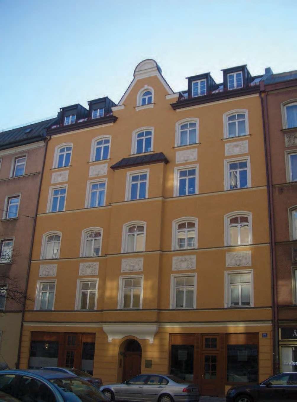 wunderschöne, luxuriös sanierte und möbliert ausgestattete Dachgeschosswohnung in Haidhausen in Haidhausen (München)