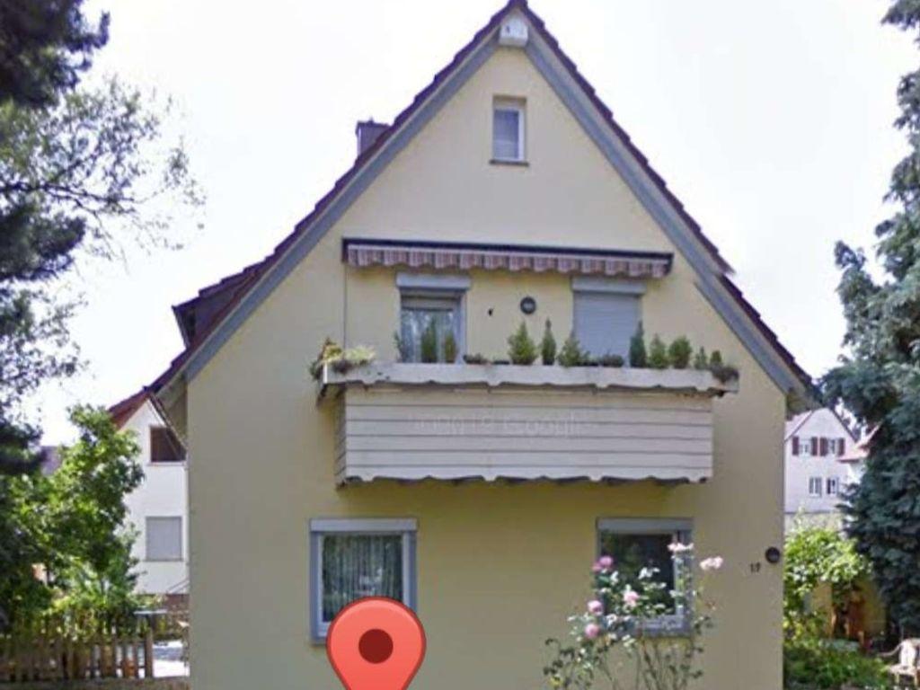 Ansicht zum Haus
