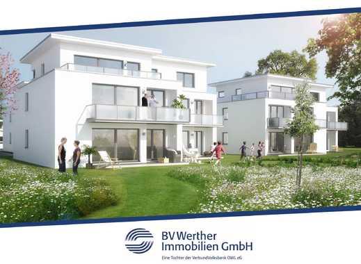 Wohnen am Rande des Musikerviertels in Bielefeld - Wohnung A2.1