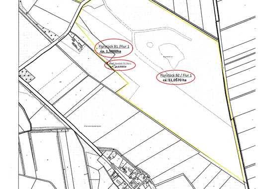 """B-Plan Entwicklungsflächen - Naherholungsgebiet """"Ferien-/Wohnpark Deutschhof"""" im Havelland"""
