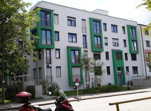 2-Zimmer Wohnung Nähe OEZ, BMW, MAN, MTU, Parks, Olympia Park und Seen ganz nah