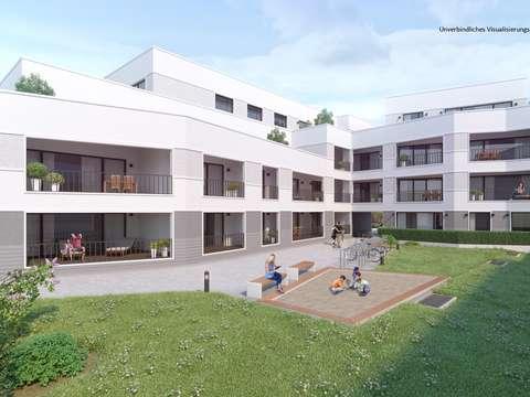 Anspruchsvoller Wohnstandart In Hilden 3 Zimmer Wohnung