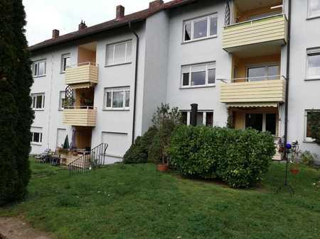 3 Zimmer Wohnung in Randersacker