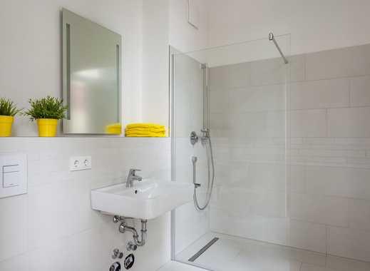 Jetzt mietfreien Monat sichern: Erstbezug | Terrasse & Grünanteil | EBK | modernes Fensterbad