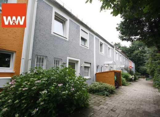Reihenmittelhaus in familienfreundlicher Wohnlage von Forstenried/Fürstenried