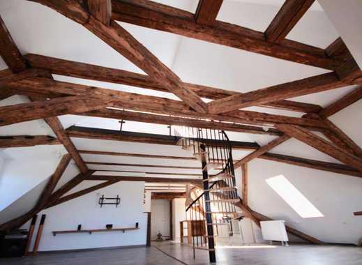 Erstbezug: Helle Loft Wohnung mit Einbauküche, zentral in Lichtenfels