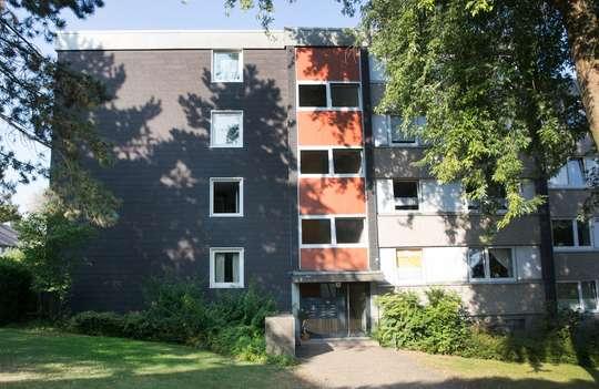 hwg - Großzügige 2-Zimmer Wohnung mit Balkon!