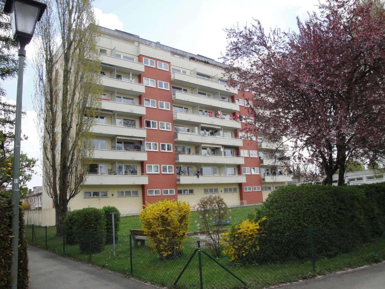 GERMERING  1 Zimmer Wohnung mit West Balkon in Germering (Fürstenfeldbruck)