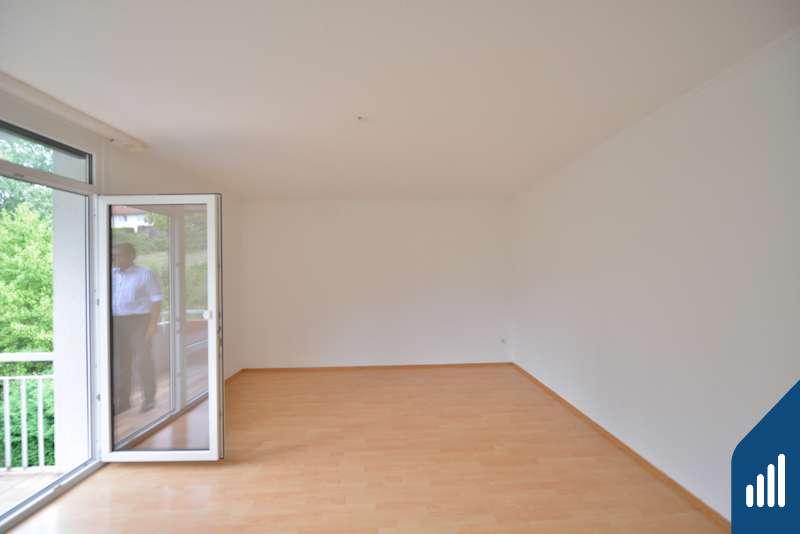 Gepflegte 3-Raum-Wohnung mit 2 Balkonen in Würzburg/Versbach in