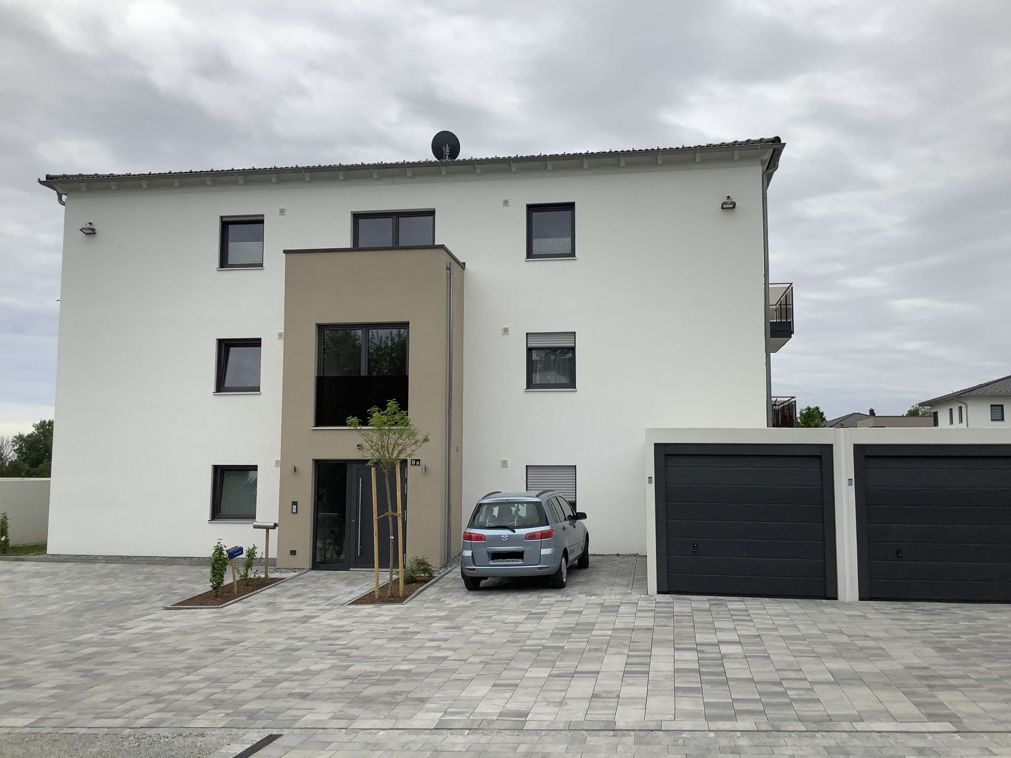 Wohnen mit Komfort in Tittling (Neubau) 3-Zi-Wohnung in