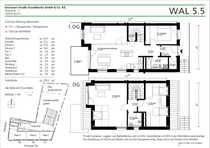 Schöne 4-Zimmer-Wohnung Maisonette mit Balkon