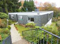 Architekten-Bungalow auf großzügigem Grundstück in