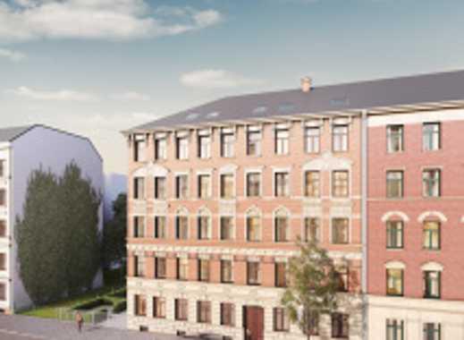 -Erstbezug- moderne 4-Raumwohnung mit Balkon & hochwertiger Einbauküche