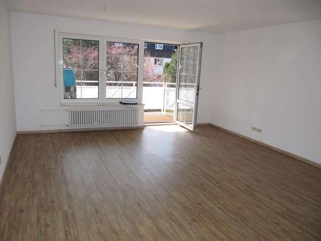 Großzügiges Appartment mit Südbalkon in zentraler Lage von Kempten in