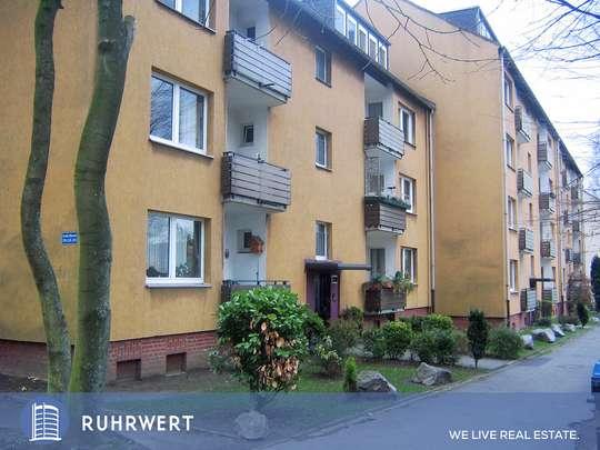 Aussenansicht 1 von 6 vermietete Eigentumswohnungen mit Mietsteigerungspotenzial in zentraler Wohnlage!
