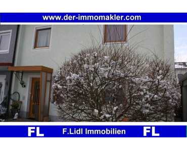 **F. Lidl Immobilien** Gepflegtes Doppelhaus in Kößlarn zu verkaufen in Kößlarn