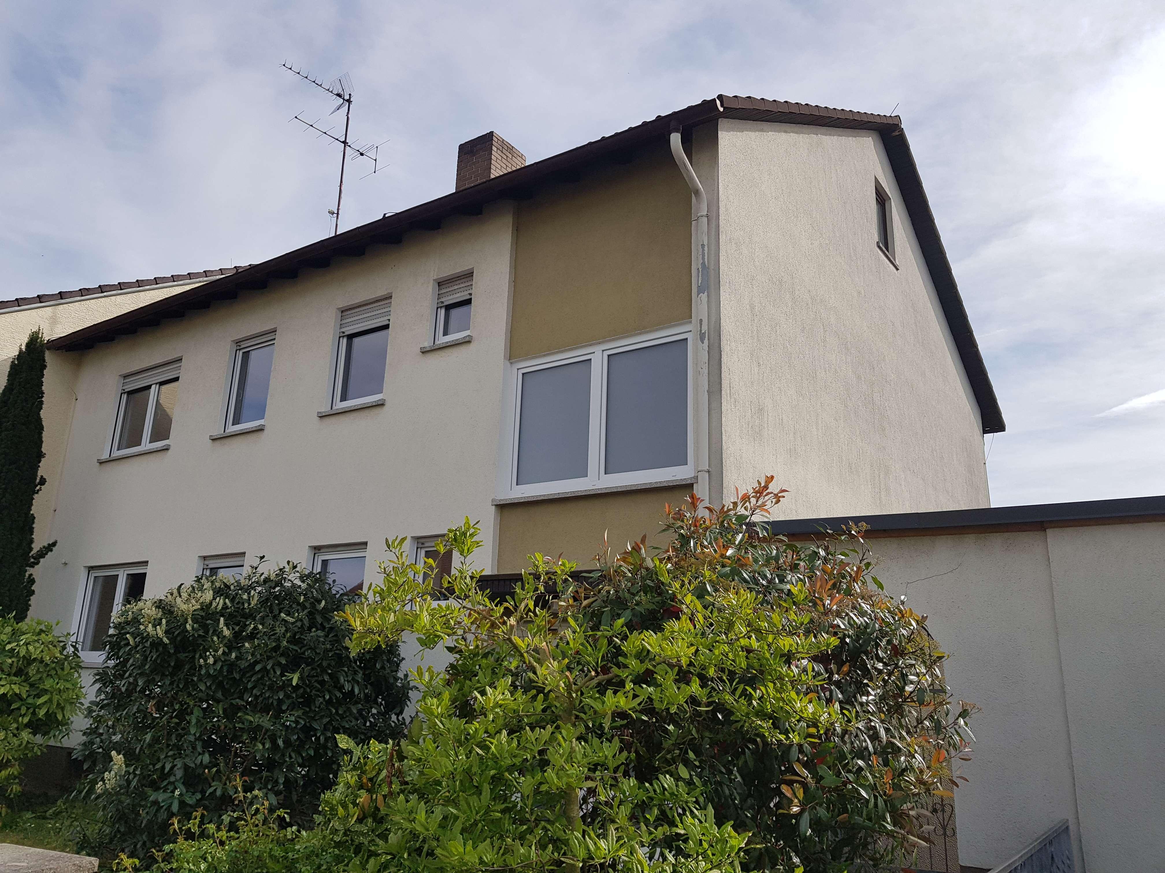 4-Zimmer-Obergeschoßwohnung in Großostheim