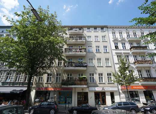 Erstbezug Top Dachgeschoßwohnung in der Goltzstraße 38 (kein Aufzug/Balkon)