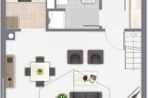 1.5 Zimmer Wohnung in Aichach-Friedberg (Kreis)